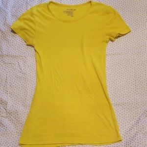 Old Navy yellow top